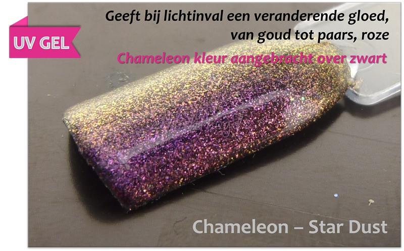 Chameleon UV gel - Star Dust - 5ml