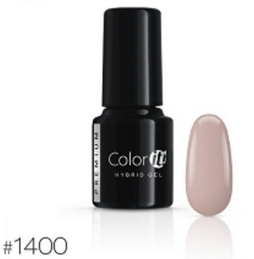 Color-it! Premium Hybrid gel 6gr. - Color #1400