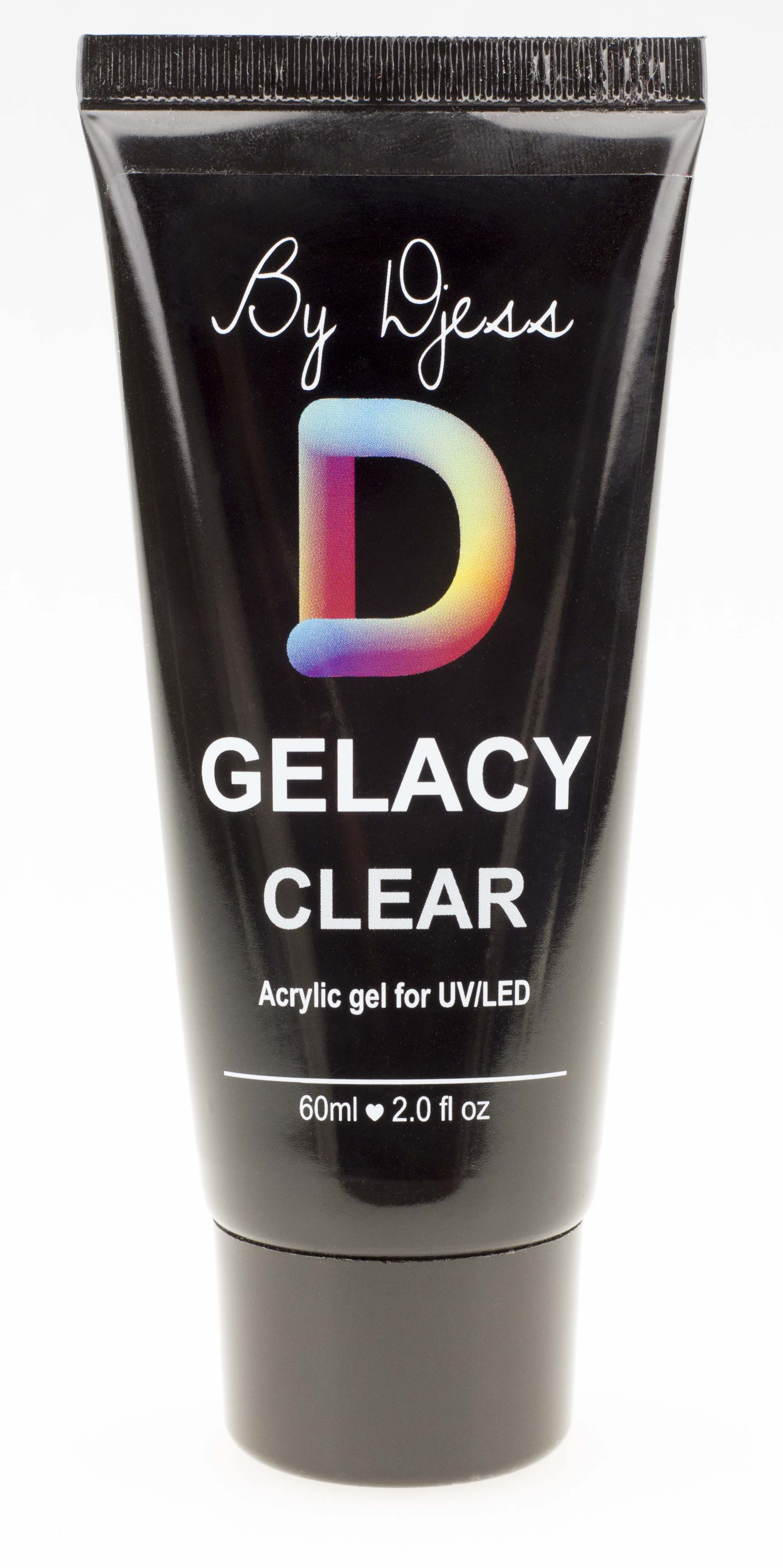 GELACY - Clear - Tube 60ml