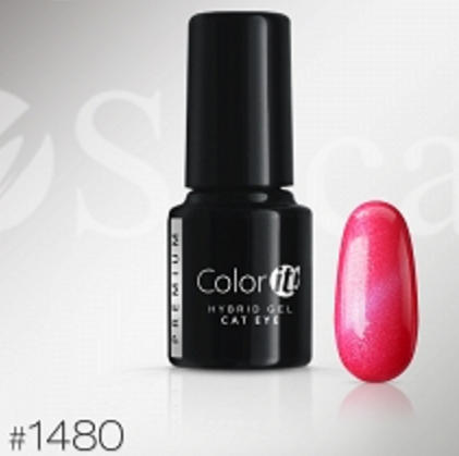 Color-it! Premium Hybrid gel 6gr. - Cat Eye Color #1480