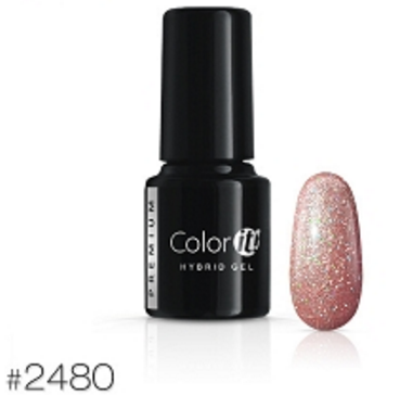 Color-it! Premium Hybrid gel - 6gr - Unicorn Color #2480