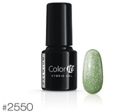 Color-it! Premium Hybrid gel - 6gr - Unicorn Color #2550