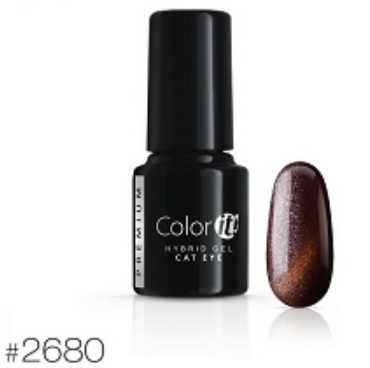 Color-it! Premium Hybrid gel 6gr. - Cat Eye Color #2680