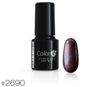 Color-it! Premium Hybrid gel 6gr. - Cat Eye Color #2690