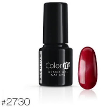 Color-it! Premium Hybrid gel 6gr. - Cat Eye Color #2730