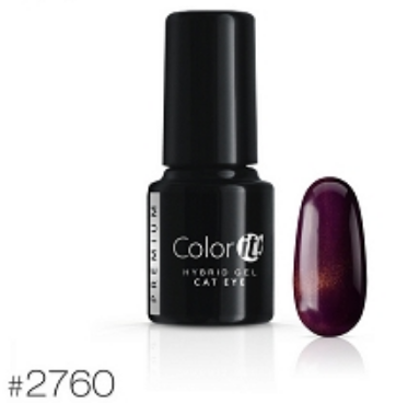 Color-it! Premium Hybrid gel 6gr. - Cat Eye Color #2760