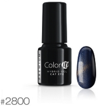 Color-it! Premium Hybrid gel 6gr. - Cat Eye Color #2800