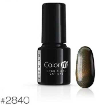 Color-it! Premium Hybrid gel 6gr. - Cat Eye Color #2840