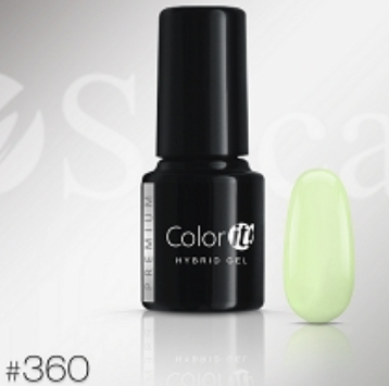 Color-it! Premium Hybrid gel 6gr. - Color #360