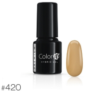 Color-it! Premium Hybrid gel 6gr. - Color #420