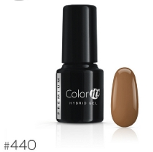 Color-it! Premium Hybrid gel 6gr. - Color #440