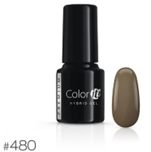 Color-it! Premium Hybrid gel 6gr. - Color #480