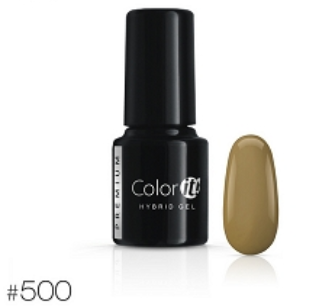Color-it! Premium Hybrid gel 6gr. - Color #500