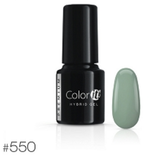 Color-it! Premium Hybrid gel 6gr. - Color #550