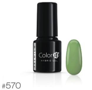 Color-it! Premium Hybrid gel 6gr. - Color #570