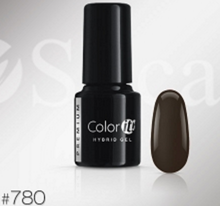 Color-it! Premium Hybrid gel 6gr. - Color #780