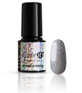 Color-it! Premium Hybrid gel 6gr. - Sparkle Holo