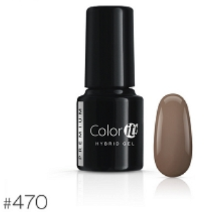 Color-it! Premium Hybrid gel 6gr. - Color #470