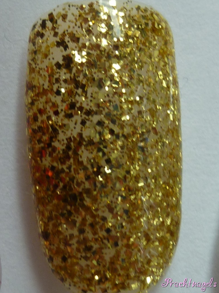 Extreme Glitter UV Gel - Goud - 5ml