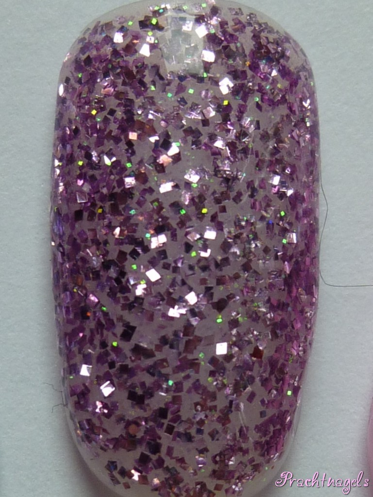 Extreme Glitter UV Gel - Lila - 5ml