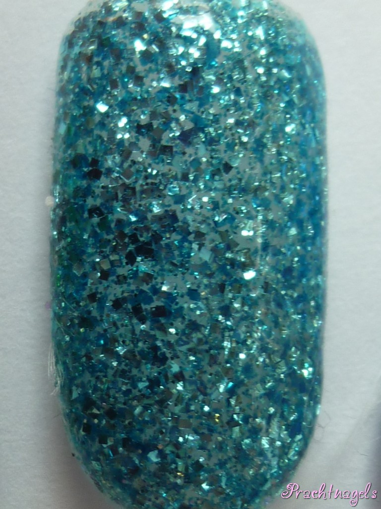 Extreme Glitter UV Gel - Aqua blauw - 5ml