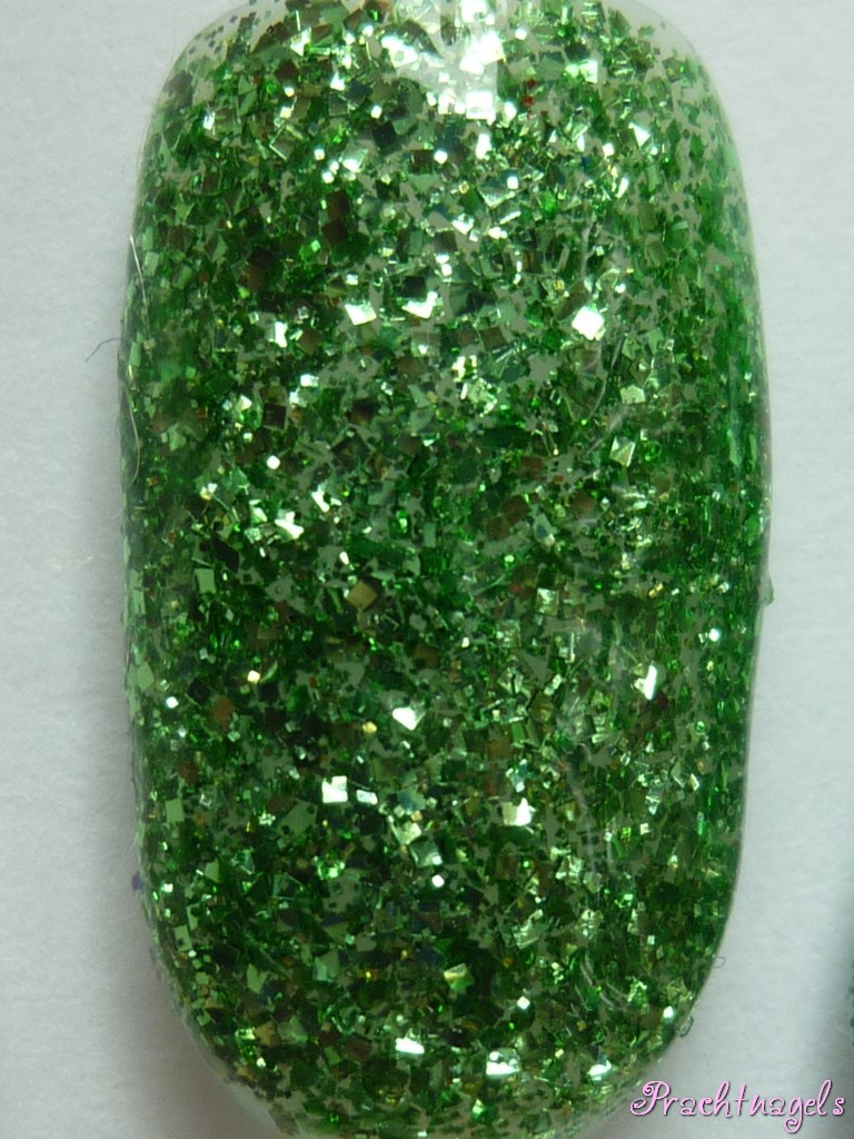 Extreme Glitter UV Gel - Gras groen - 5ml