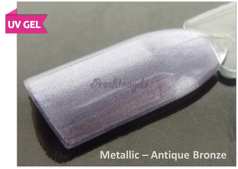 Metallic UV Gel - Antique Bronze - 5ml