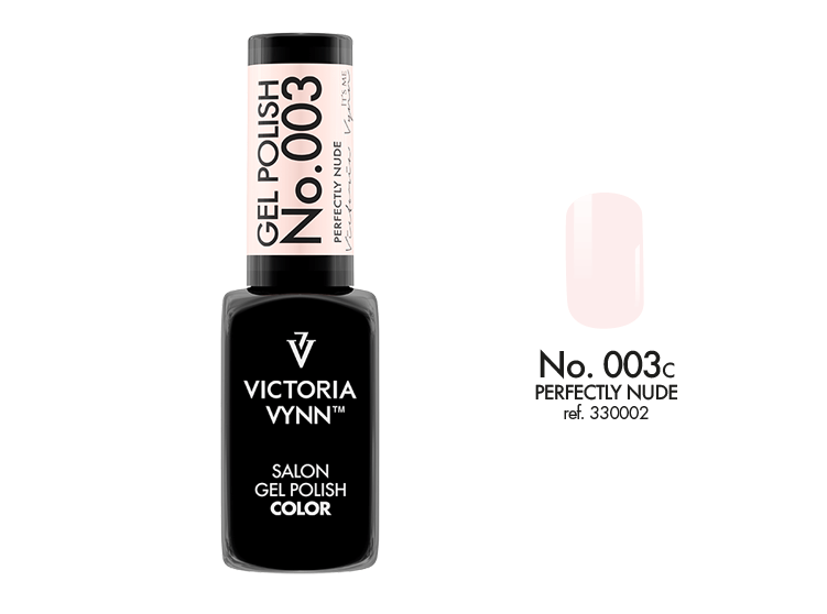 Victoria Vynn - Salon Gel Polish - #003 - Perfectly Nude