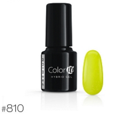Color-it! Premium Hybrid gel 6gr. - Color #810