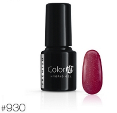 Color-it! Premium Hybrid gel 6gr. - Color #930