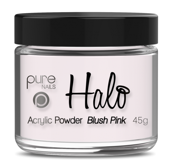 Pure Nails - Halo - Acrylpoeder - Blush Pink - 45gr