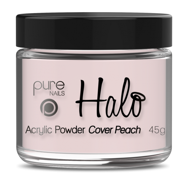 Pure Nails - Halo - Acrylpoeder - Cover Peach - 45gr