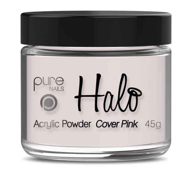 Pure Nails - Halo - Acrylpoeder - Cover Pink - 45gr