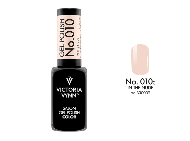 Victoria Vynn - Salon Gel Polish - #010 - In the nude