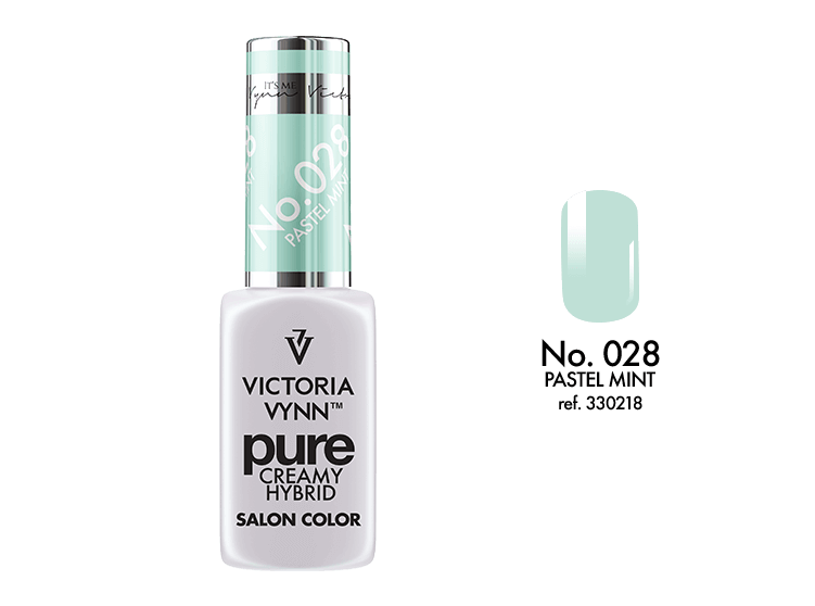 Victoria Vynn - Pure Gel Polish - #028 - Pastel Mint