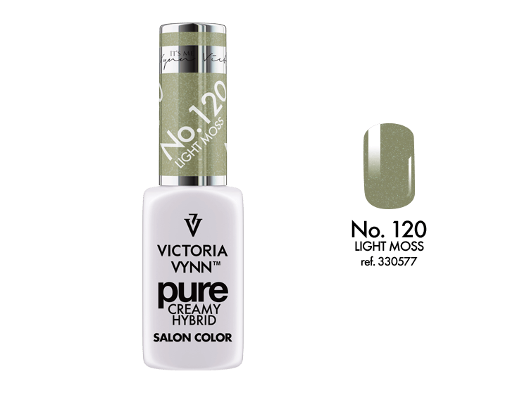 Victoria Vynn - Pure Gel Polish - #120 - Light Moss