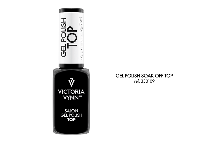 Victoria Vynn - Salon Polish Soak-Off Top