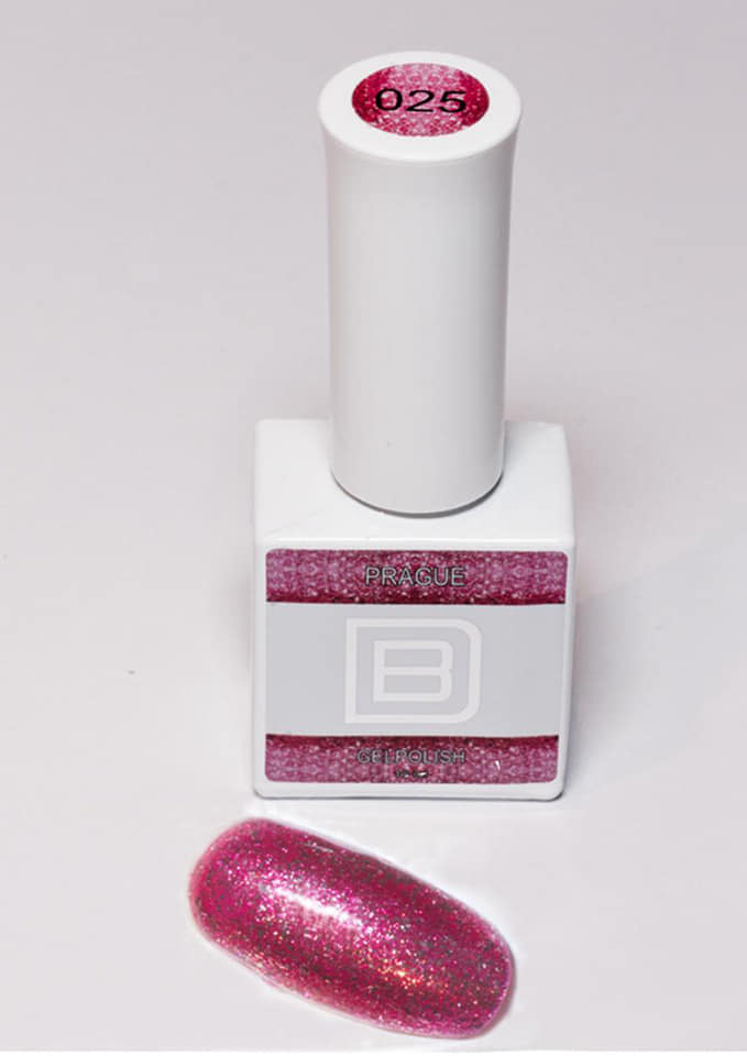 By Djess - Gel Polish - #025 - Prague - 10ml