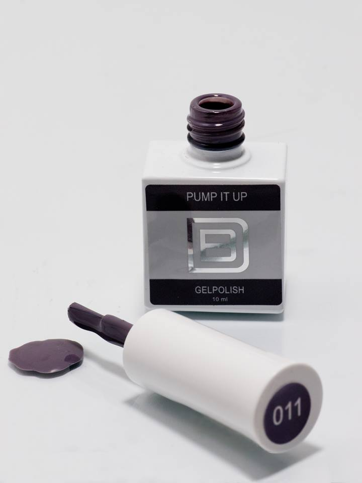By Djess - Gel Polish - #011 - Pump it up - 10ml