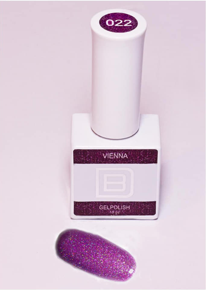 By Djess - Gel Polish - #022 - Vienna - 10ml