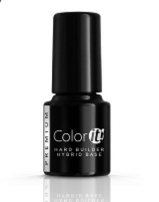 Color-it! Premium Hybrid gel 6gr. - Hard Builder Base Coat