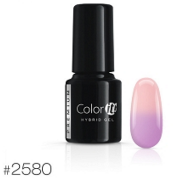 Color-it! Premium Hybrid gel - 6gr - Thermo Color #2580