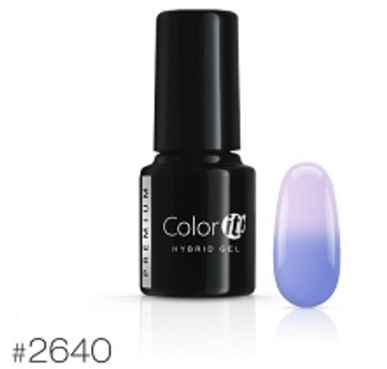 Color-it! Premium Hybrid gel - 6gr - Thermo Color #2640