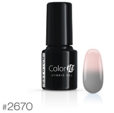 Color-it! Premium Hybrid gel - 6gr - Thermo Color #2670