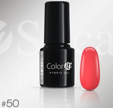Color-it! Premium Hybrid gel 6gr. - Color #50
