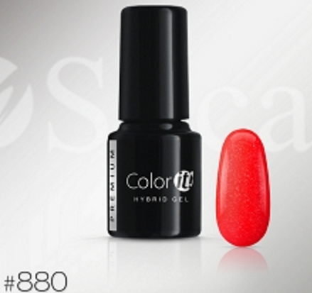 Color-it! Premium Hybrid gel 6gr. - Color #880