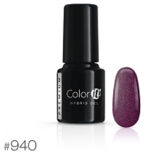 Color-it! Premium Hybrid gel 6gr. - Color #940