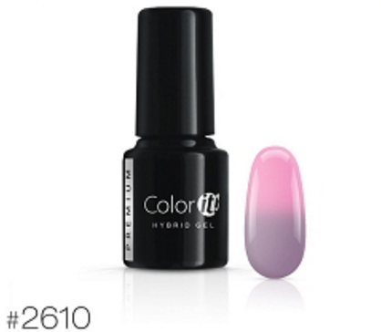 Color-it! Premium Hybrid gel - 6gr - Thermo Color #2610