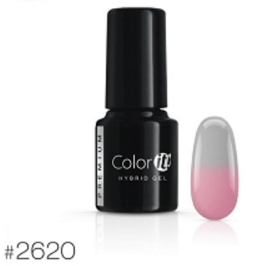 Color-it! Premium Hybrid gel - 6gr - Thermo Color #2620