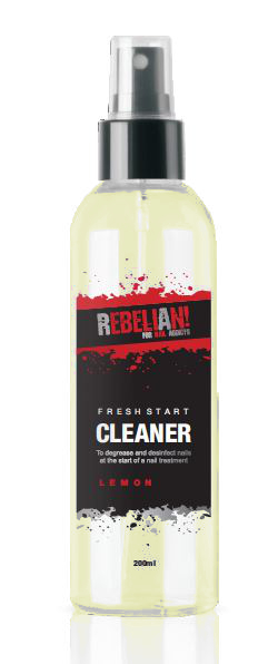 Rebelian! - Fresh Start Cleaner - Lemon - Spray 200ml